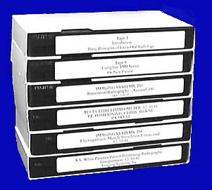 Sectograph Instructional DVDs(6 disk series